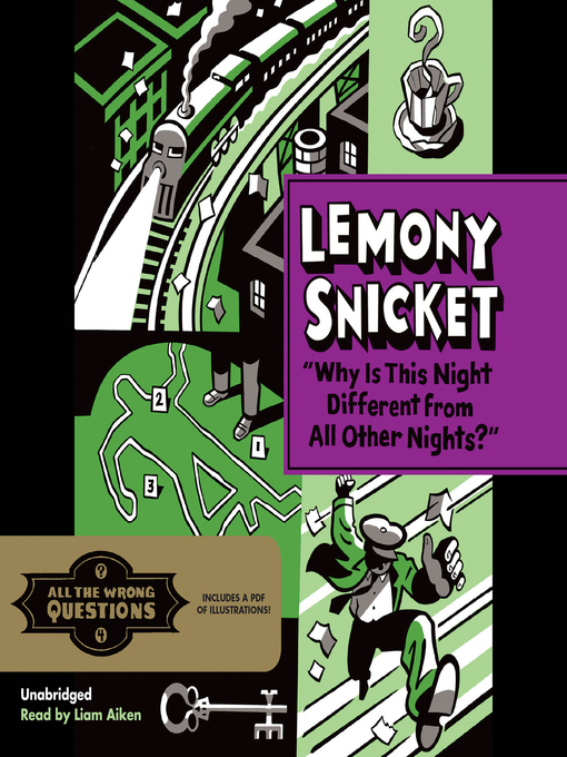 "Title details for ""Why Is This Night Different from All Other Nights?"" by Lemony Snicket - Available"