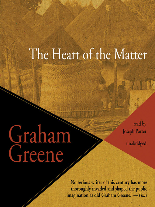 Title details for The Heart of the Matter by Graham Greene - Wait list