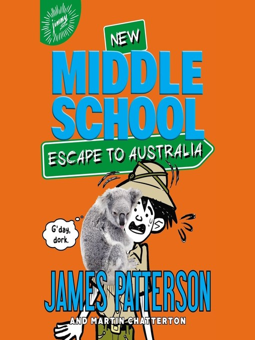 Title details for Escape to Australia by James Patterson - Wait list