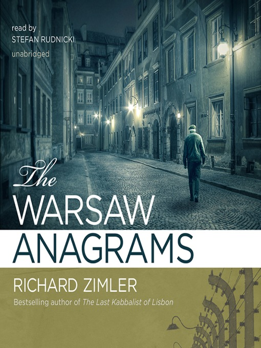 Title details for The Warsaw Anagrams by Richard Zimler - Available