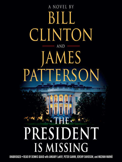 Title details for The President Is Missing by Bill Clinton - Wait list
