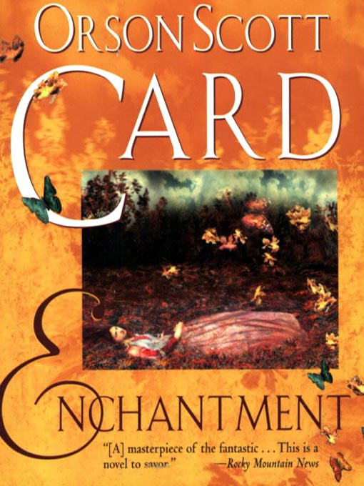 Title details for Enchantment by Orson Scott Card - Wait list