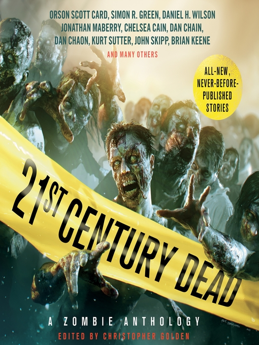 Cover of 21st Century Dead