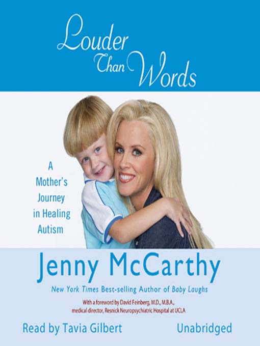 Title details for Louder Than Words by Jenny McCarthy - Available