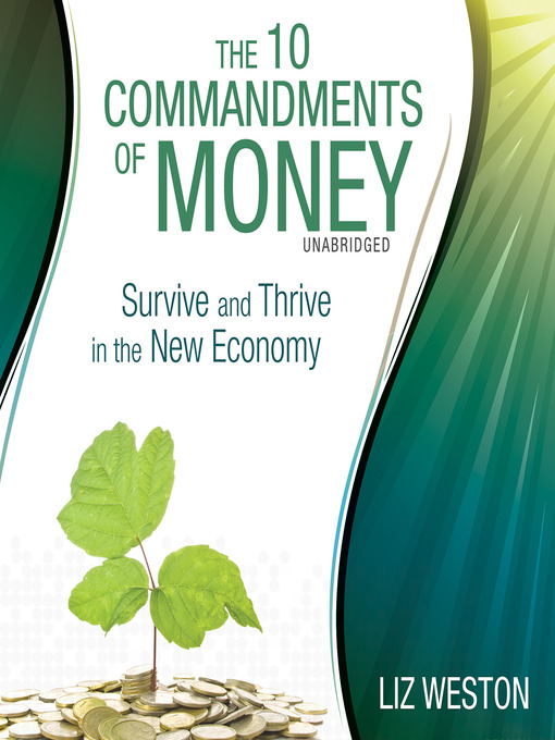 Title details for The 10 Commandments of Money by Liz Weston - Available