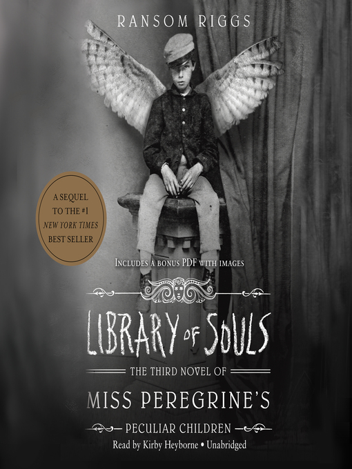 Title details for Library of Souls by Ransom Riggs - Wait list
