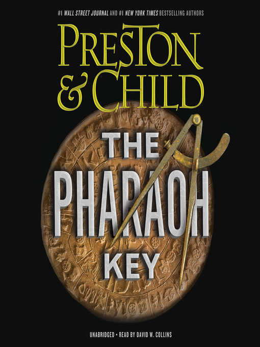 Cover of The Pharaoh Key