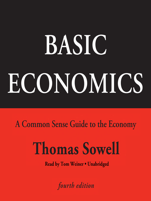 Cover of Basic Economics, Fourth Edition