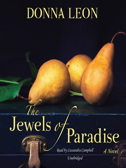 Title details for The Jewels of Paradise by Donna Leon - Wait list