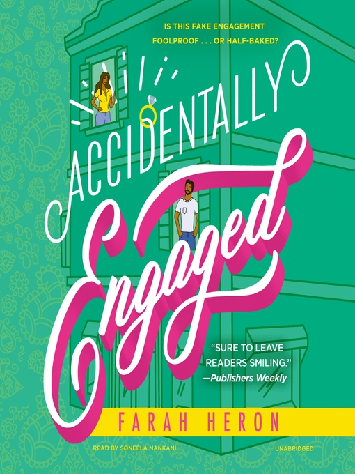 Title details for Accidentally Engaged by Farah Heron - Wait list