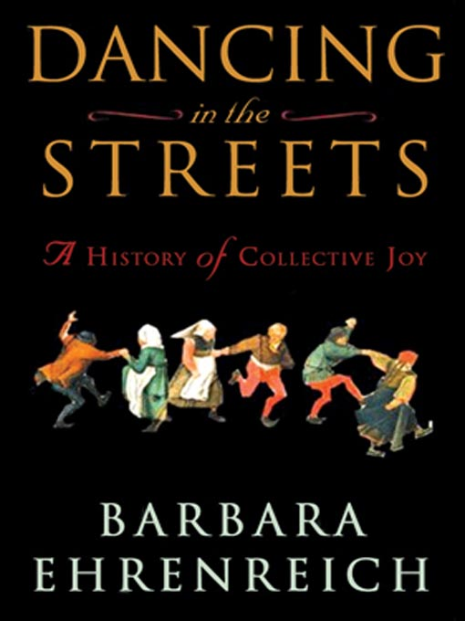 Cover of Dancing In the Streets