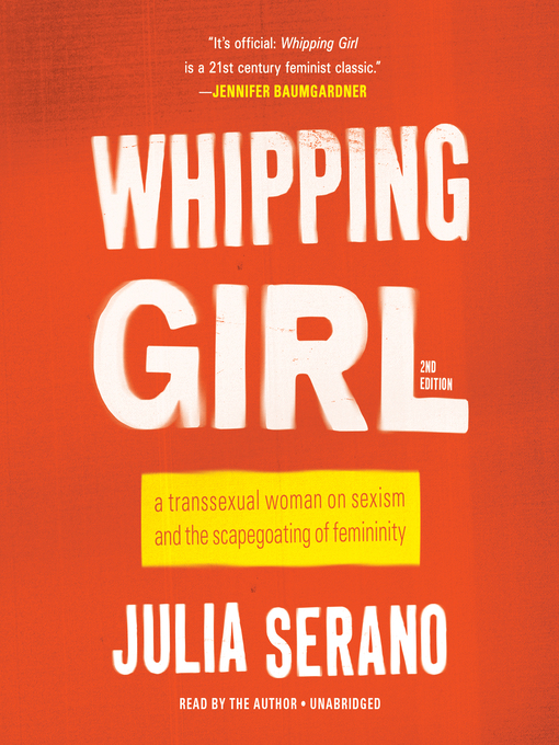 Whipping girl julia serano pdf
