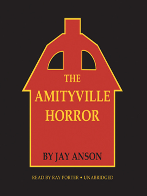 Title details for The Amityville Horror by Jay Anson - Available