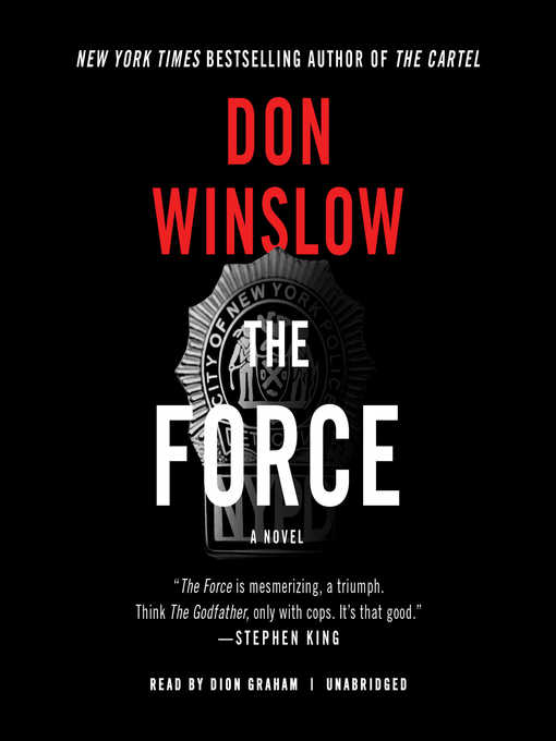 Title details for The Force by Don Winslow - Wait list