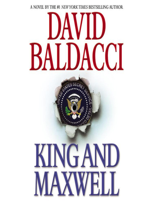 Title details for King and Maxwell by David Baldacci - Wait list