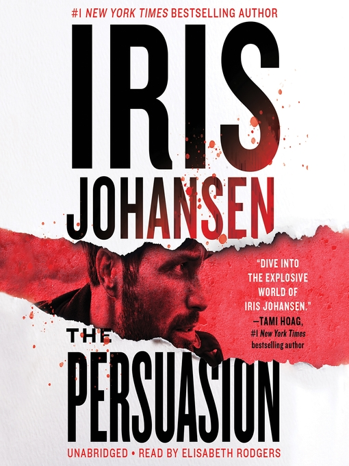 Title details for The Persuasion by Iris Johansen - Wait list