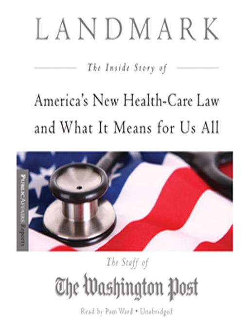 Title details for Landmark by The Staff of the Washington Post - Available