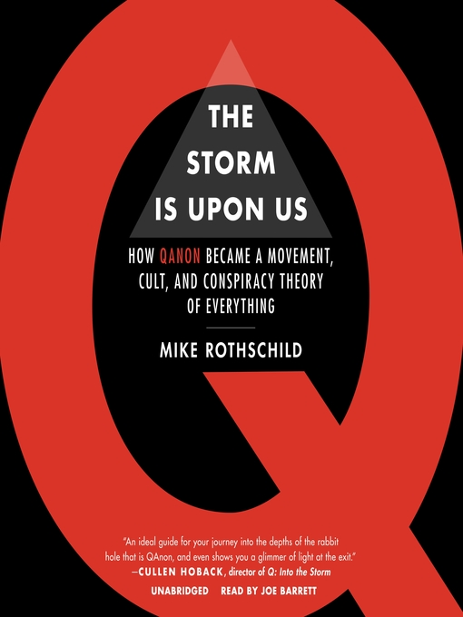 Title details for The Storm Is upon Us by Mike Rothschild - Wait list