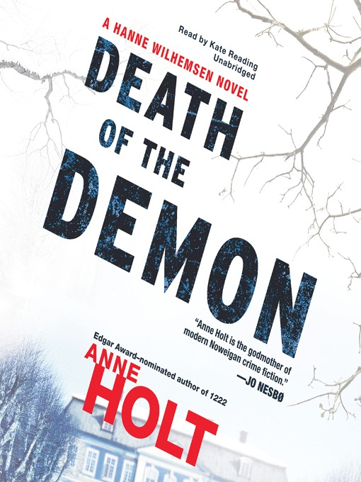 Title details for Death of the Demon by Anne Holt - Available