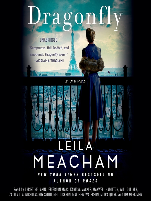Title details for Dragonfly by Leila Meacham - Wait list