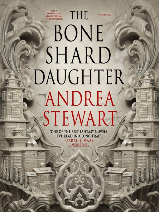 Title details for The Bone Shard Daughter by Andrea Stewart - Wait list