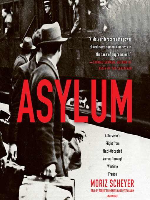 Title details for Asylum by Moriz Scheyer - Available