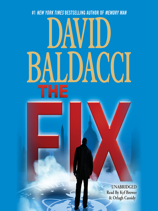 Title details for The Fix by David Baldacci - Wait list