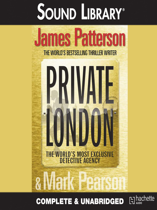 Title details for Private London by James Patterson - Available