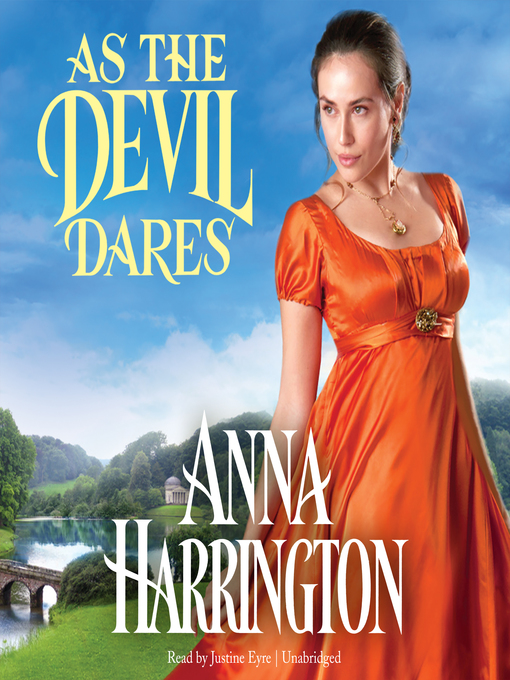 Title details for As the Devil Dares by Anna Harrington - Available