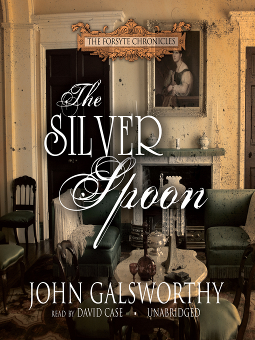 Cover of The Silver Spoon