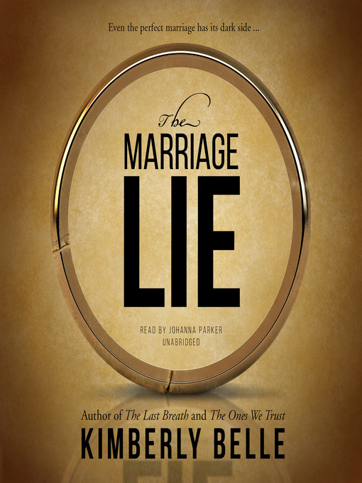 Title details for The Marriage Lie by Kimberly Belle - Wait list