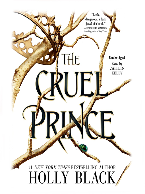 Title details for The Cruel Prince by Holly Black - Wait list