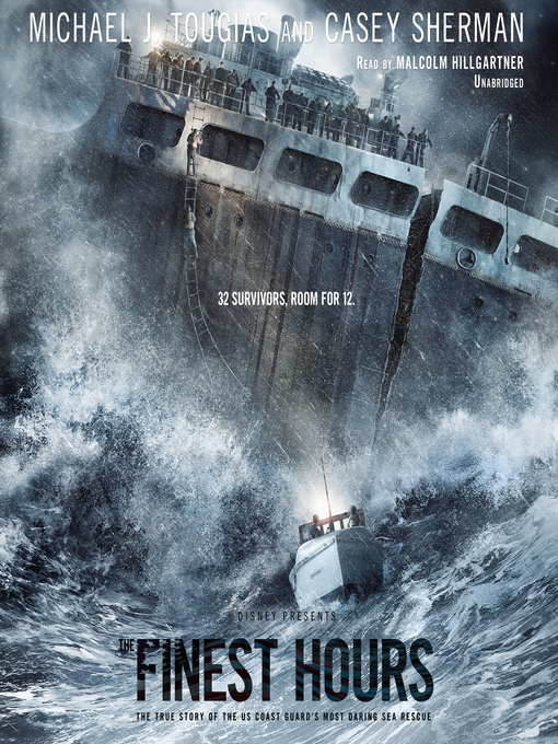 Cover of The Finest Hours