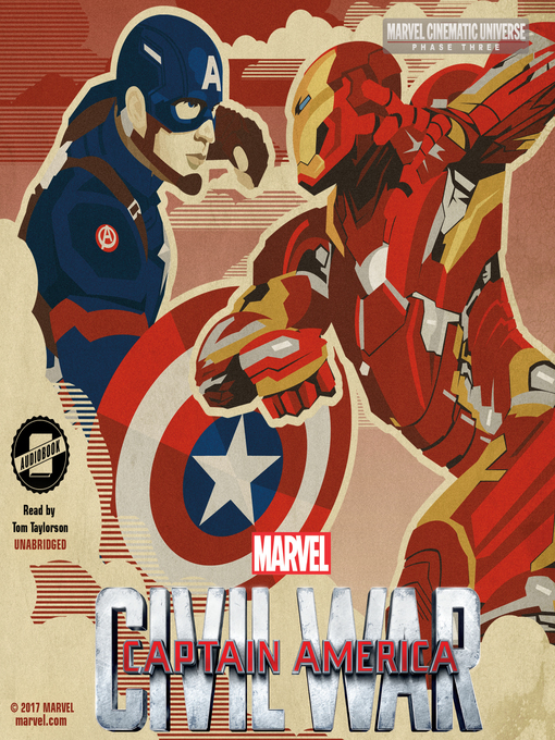 Cover of Phase Three: Marvel's Captain America: Civil War