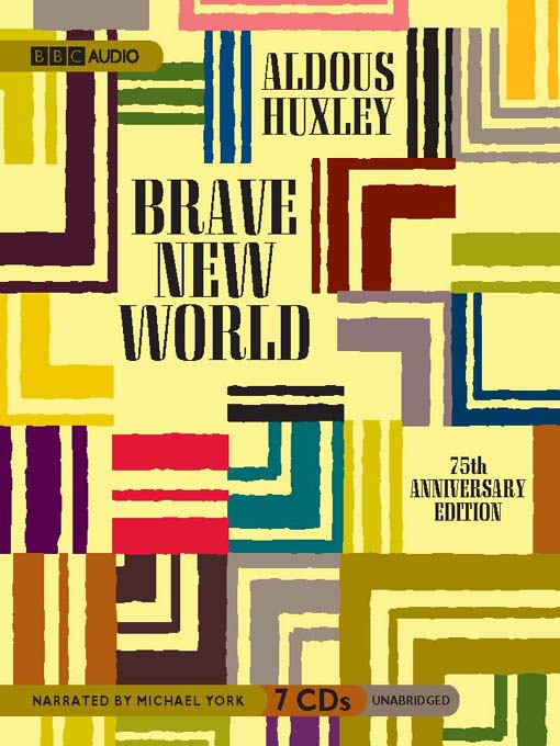Cover image for Brave New World
