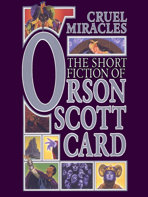 Title details for Cruel Miracles by Orson Scott Card - Available