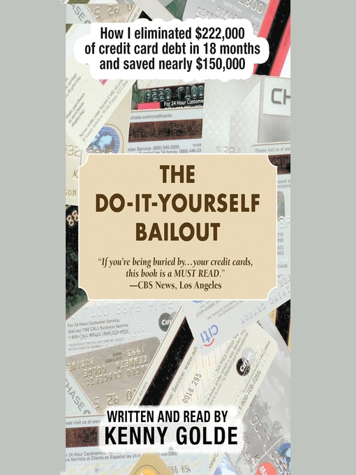 Cover of The Do-It-Yourself Bailout