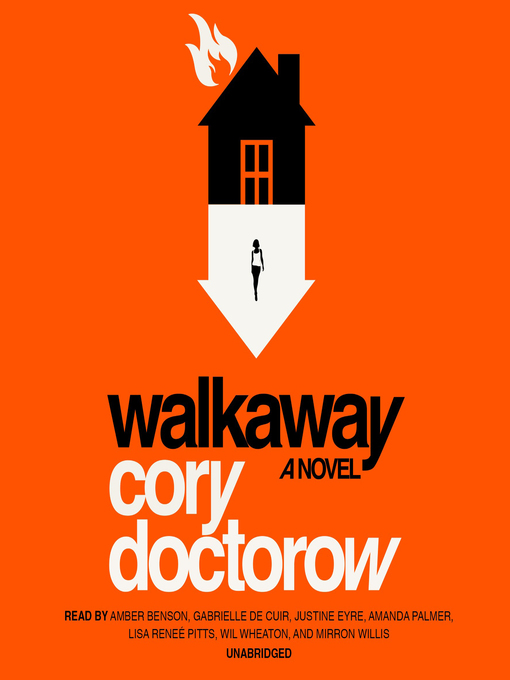 Title details for Walkaway by Cory Doctorow - Wait list