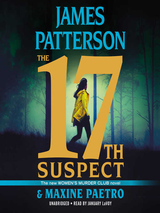 Title details for The 17th Suspect by James Patterson - Wait list