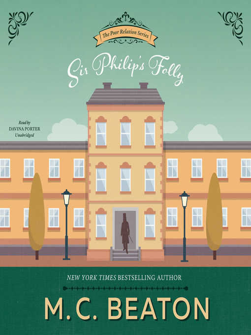 Title details for Sir Philip's Folly by M. C. Beaton - Available