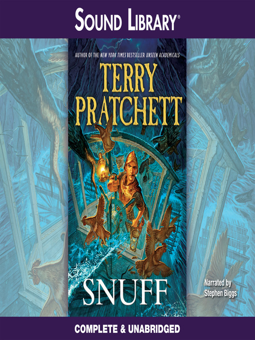 Title details for Snuff by Terry Pratchett - Available