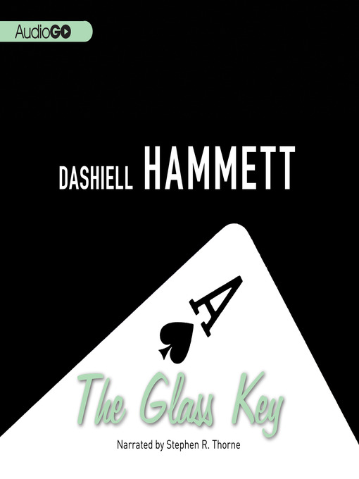 Cover image for The Glass Key