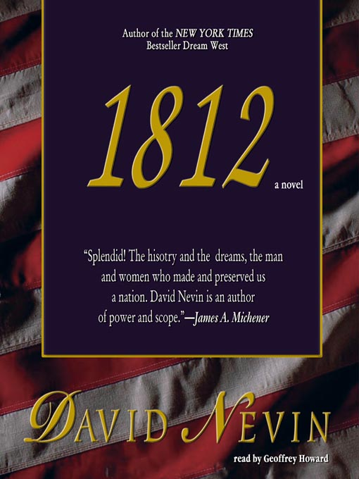 Title details for 1812 by David Nevin - Available