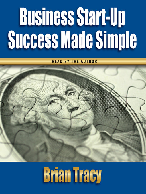 Title details for Business Start-Up Success Made Simple by Brian Tracy - Wait list