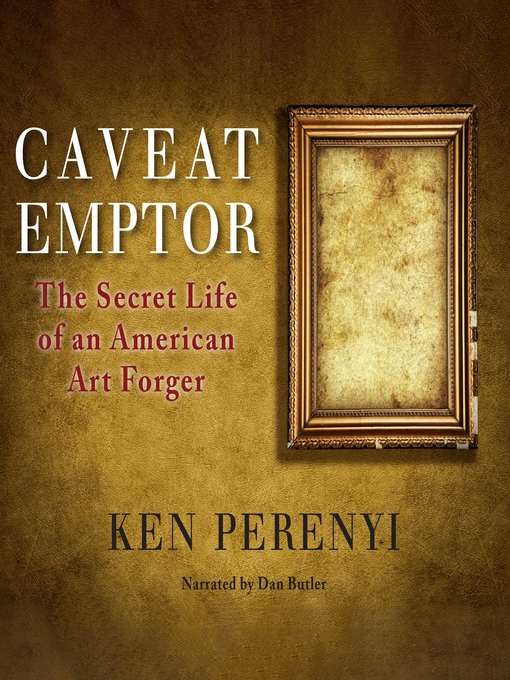 Title details for Caveat Emptor by Ken Perenyi - Wait list