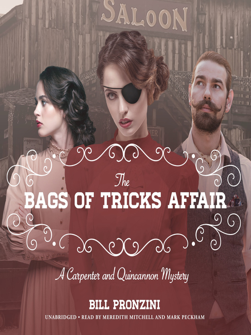 Title details for The Bags of Tricks Affair by Bill Pronzini - Available