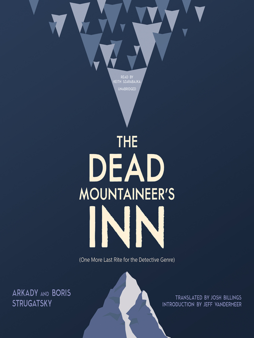 Title details for The Dead Mountaineer's Inn by Arkady Strugatsky - Available