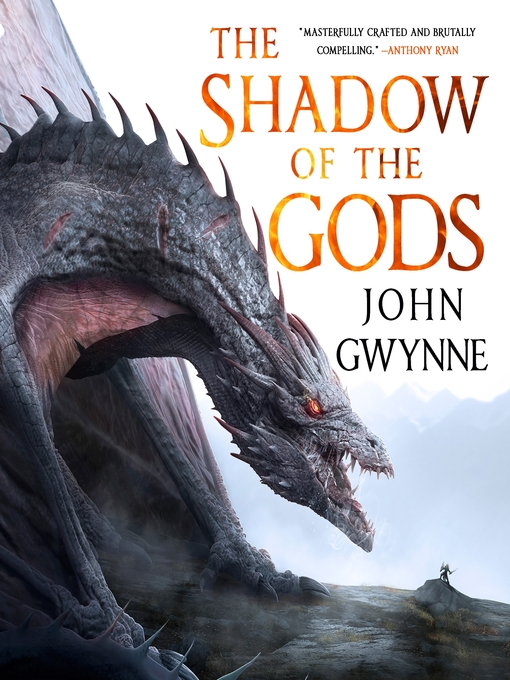 Title details for The Shadow of the Gods by John Gwynne - Wait list