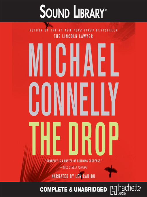 Title details for The Drop by Michael Connelly - Wait list