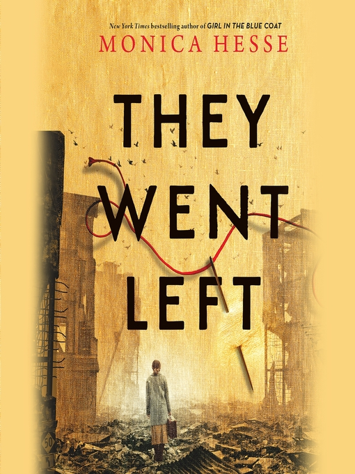 Title details for They Went Left by Monica Hesse - Wait list